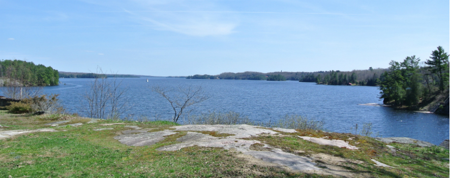 Lake Rosseau Waterfront Acreage For Sale - Muskoka